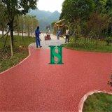 桓石 双丙聚氨酯处理 固体成分大于40%彩色强固透水混凝土路面罩面剂面漆
