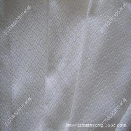 厂家产地货源_新价多规格网型和克重抗菌型竹纤维提花水刺无纺布