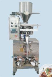 QD-3蜜饯三角包颗粒包装机  红枣甜枣包装机 膨化食品充气包装机