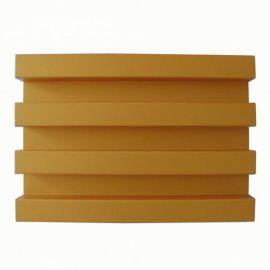鋁長城板建築裝飾按規格定制木紋鋁長城板廠家直銷