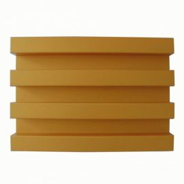 铝长城板建筑装饰按规格定制木纹铝长城板厂家直销