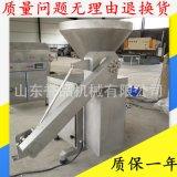 大型带提升真空灌肠机 提供工艺方案按需定制 定量扭结真空灌肠机