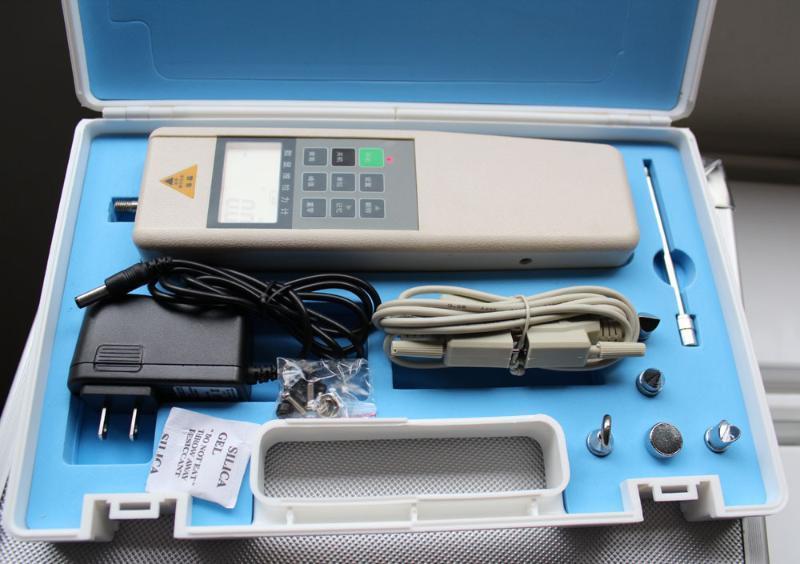 青島塑膠推拉力計,平度塑料袋拉力計,可存儲資料HP-2K