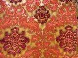 雕印装饰布