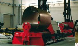 双预弯数控四辊卷板机W12-25X2500