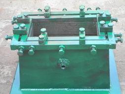 河北南宫盛德制砖机可调出坯口 砖机出泥口 煤矸石砖机机口