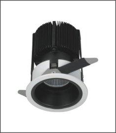 COB天花射灯 科锐光源洗墙灯 10W酒店工程专用LED天花筒灯