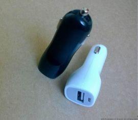 單口USB車載充電器5v2a、鴨嘴型車充USB