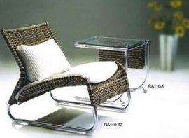 时尚休闲藤椅