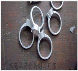 锌合金饰品 毛胚戒指加工