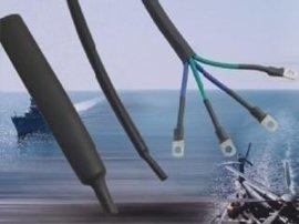 深圳诚盛鑫生产厂家提供耐高温200度氟橡胶热缩管,耐磨,耐腐蚀氟橡胶热缩管