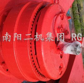 絞車徑向推盤離合器氣囊摩擦片推盤TPQ