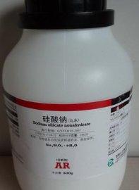 试剂硅酸钠(九水)