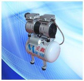 山东青岛无油空压机 小型 静音无油空气压缩机 MX51