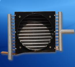 压缩机中央空调等制冷设备配件ZJYT不锈钢冷却器