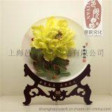 商務禮品河南特色文化符號洛陽牡丹瓷送親朋好友最好的禮物邑硯文化