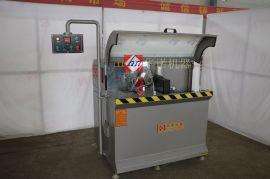 内蒙古赤峰铝合金门窗生产设备 全自动角码锯价格