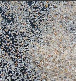 天然水洗圆粒海沙儿童娱乐沙滩专用质感砂