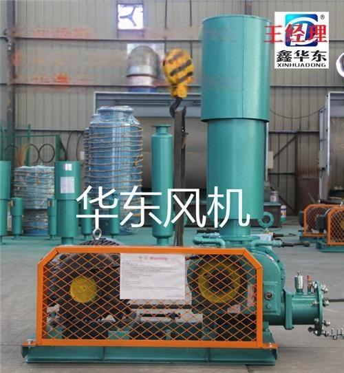 【华东】污水处理水产养殖罗茨风机,三叶HDSR系列罗茨鼓风机,性价比高,欢迎选购