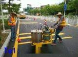 交通標線施工 停車位標線施工 熱熔標線施工廠家