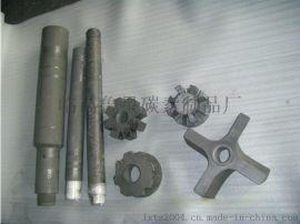 鲁星碳素打造国内**抗氧化石墨模具丨批发鲁星超高温除渣石墨模具丨有色金属冶炼用石墨转子 LXTS-01
