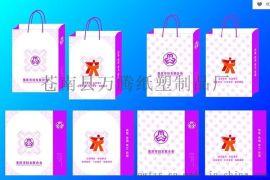 浙江温州苍南印刷生产厂家批发低价格加工定制 白纸板 扁平袋 礼品袋 纸袋
