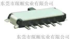 供应拨动开关 MK14C01电源开关大电流 高品质