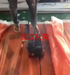 广告布自动焊接机FOILER ET莱丹威迪