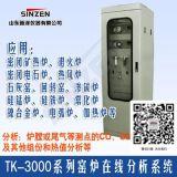 山东新泽仪器SINZEN生产的(密闭电石炉)TK-3000型窑炉在线气体分析检测系统