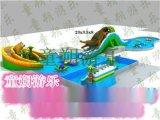 童朔ts65儿童最喜欢充气水滑梯厂家直销
