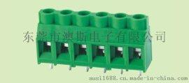 螺钉式端子7.62间距pcb接线端子kf7620-3p铜环保接插件拼接连接器