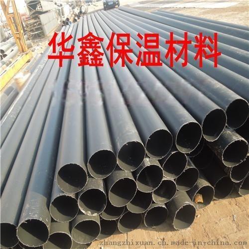 直埋保温管使用聚乙烯外护的意义