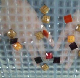 模具硅胶 树脂钻模具硅胶 仿宝石模具硅胶