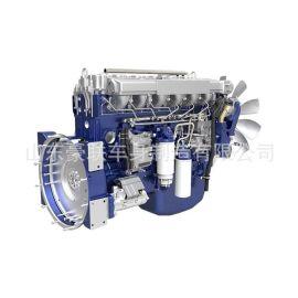 潍柴发动机 陕汽德龙X6000 潍柴HW9511013M 发动机 图片 价格厂家