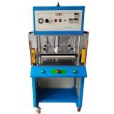 廠家生產供應熱熔機 上發熱式安全光柵帶防護網熱熔機械