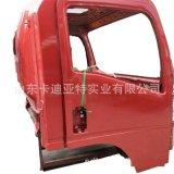 重汽豪沃火紅色車門總成 豪沃車門總成帶車門玻璃膠條門鎖內襯板
