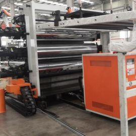 ABS塑料厚板材生产线