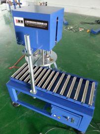 塑料桶桶压盖机 脚踏式封口机 半自动包装机 上海申谢原厂生产