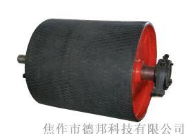 滚筒冷粘胶板,阻燃菱形/平面现场包胶