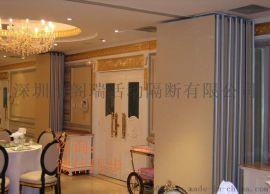 深圳饭店移动隔墙,赛勒尔专注隔断生产安装