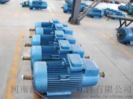 YZR繞線轉子電動機 單出軸電動機 6極