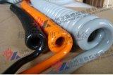 螺旋电缆 PU弹簧线厂家定制 TPEE弹弓线