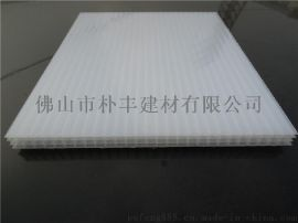 pc透明陽光板,10mm四層陽光板廠家