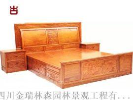 遂宁古典家具厂家,中式家具实木沙发定制加工