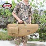 沙巴度911漁具包戶外迷彩手提槍包