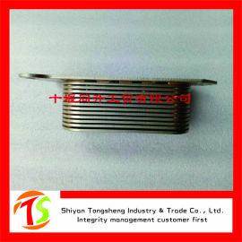 东风康明斯配件6CT8.3机油冷却器3974815
