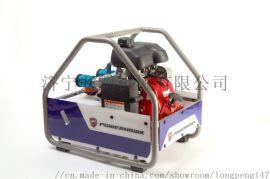 重型双输出液压机动泵