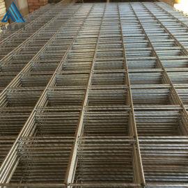 地面防裂钢丝网片,水泥浇筑网片