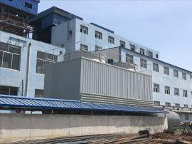 锦山DNT-200方形逆流式玻璃钢冷却塔
