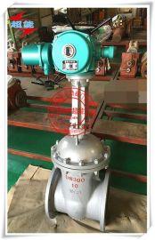 扬州超能铸钢材质电动闸阀